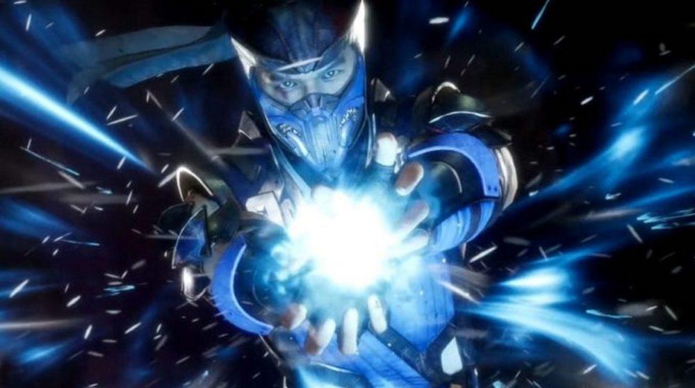 Sub Zero Mortal Kombat / Filmz.dk