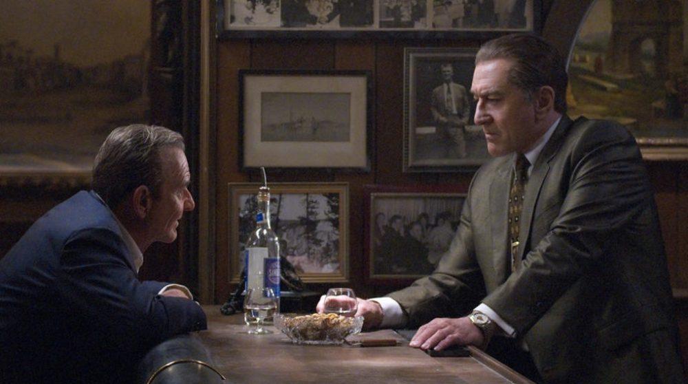 The Irishman billeder Netflix Martin Scorsese / Filmz.dk