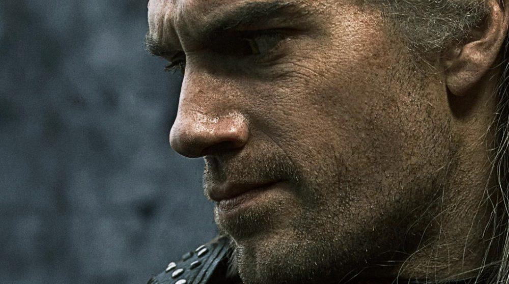 Henry Cavill The Witcher plakat billeder Netflix / Filmz.dk