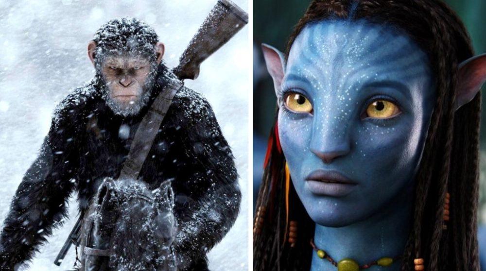 Abernes planet Avatar Fox Disney / Filmz.dk