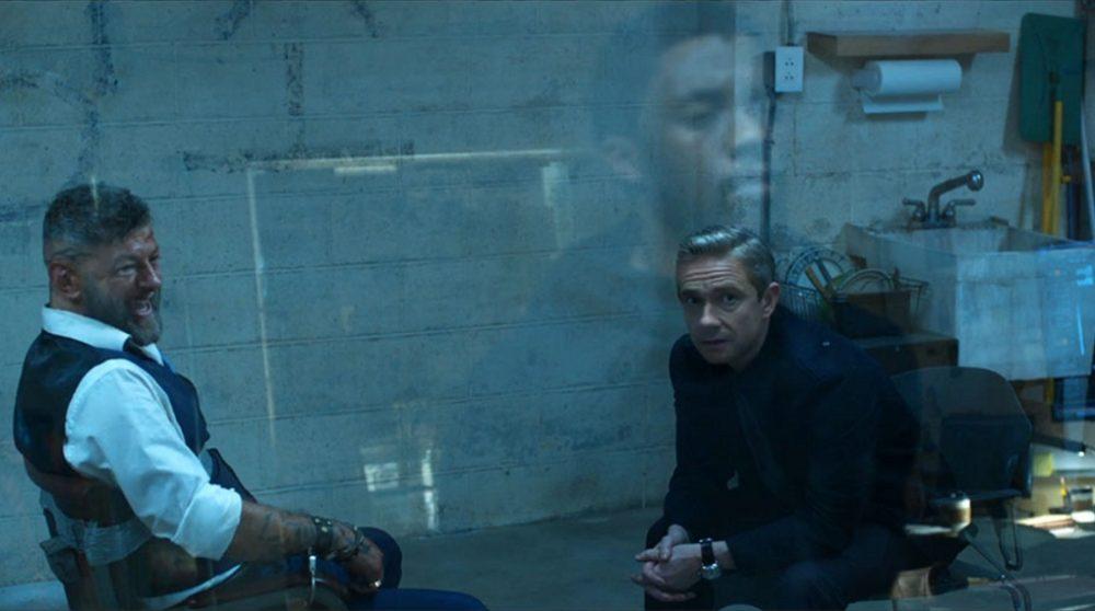 Agent Ross Black Panther 2 MCU Marvel Martin Freeman / Filmz.dk