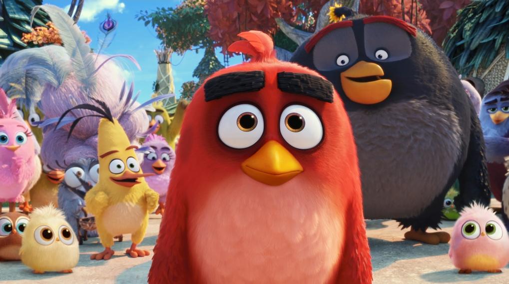 Angry Birds 2 Filmen anmeldelse / Filmz.dk