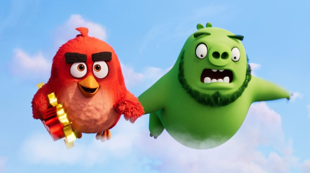 Angry Birds 2 filmen spil filmatisering anmelderne / Filmz.dk