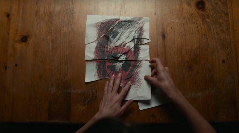 Antlers teaser trailer Guillermo del Toro horror / Filmz.dk