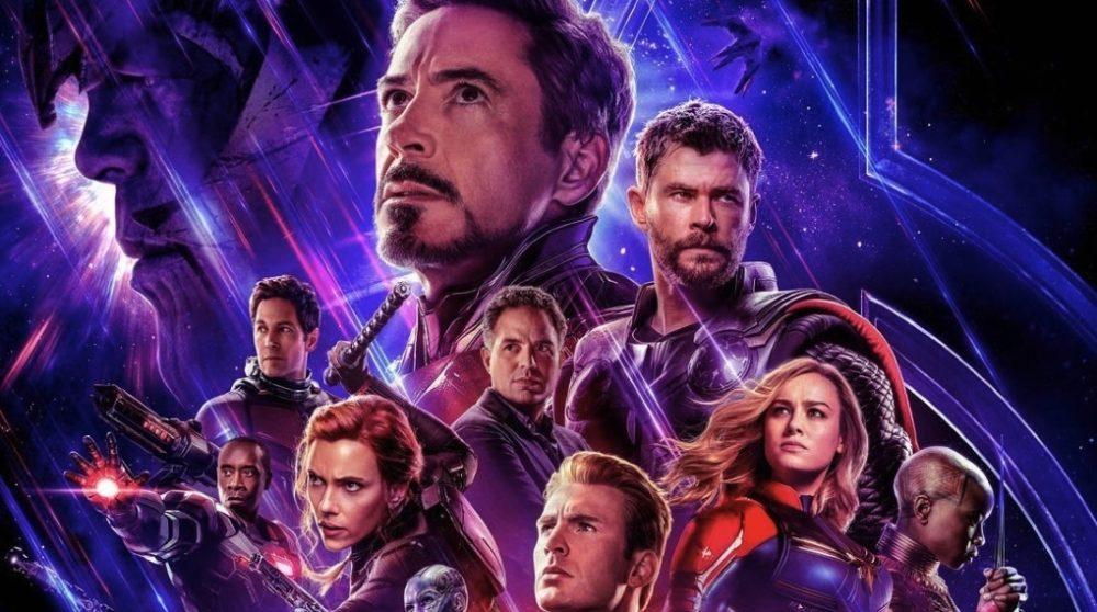 Avengers Endgame hjemmebiograf blockbuster / Filmz.dk