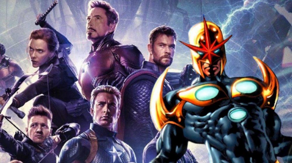 Avengers Endgame fake news troll Nova / Filmz.dk