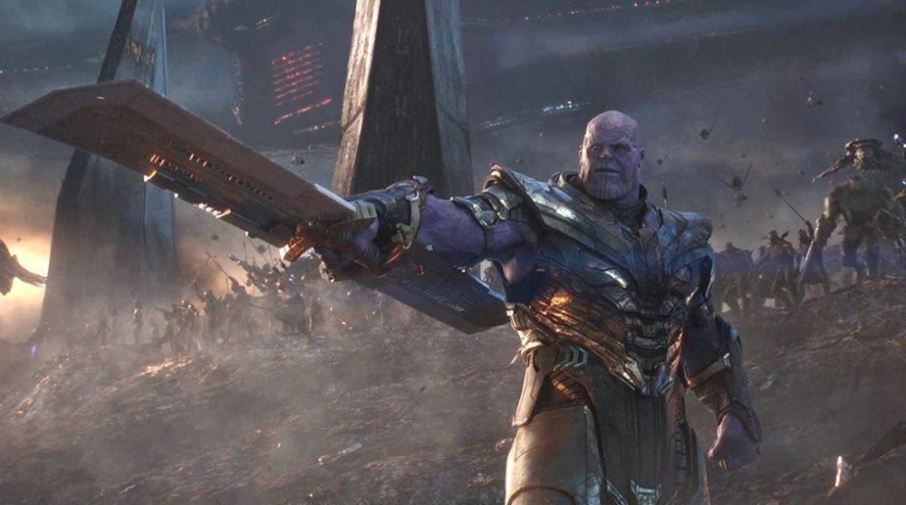 Avengers Endgame Thanos hær tidsrejse / Filmz.dk