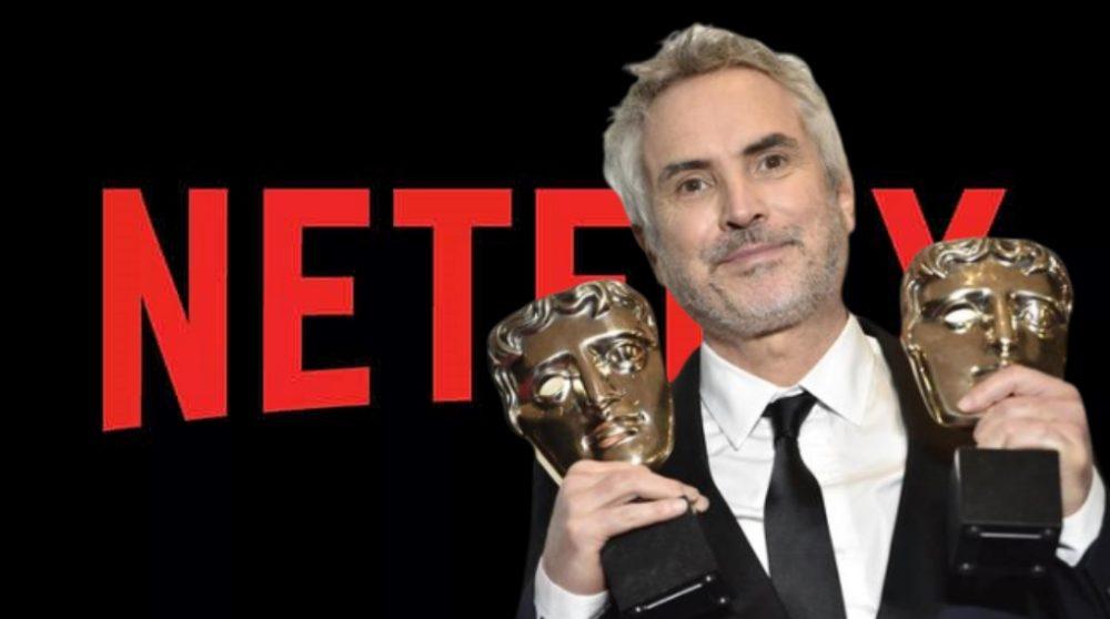 BAFTA regler Netflix streaming / Filmz.dk