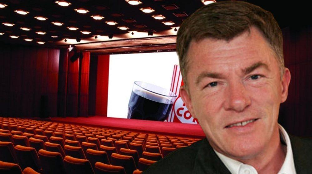 Danske Biografer Formand Kim Pedersen / Filmz.dk