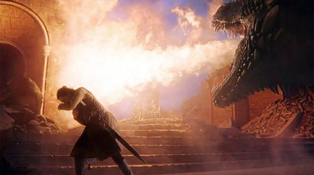 Game of Thrones afslutning Sæson 8 manuskript ændring / Filmz.dk