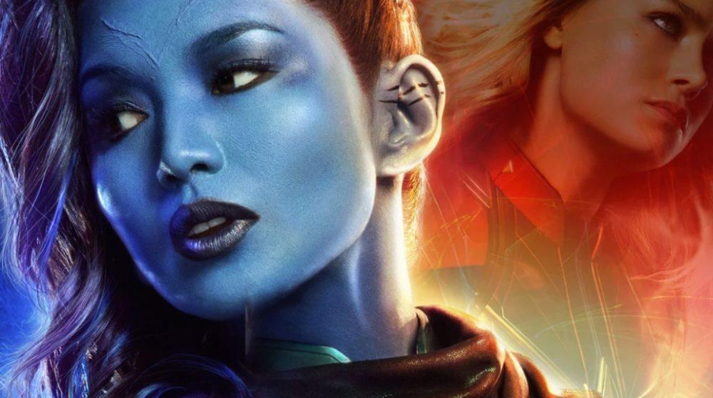 Gemma Chan Marvel MCU The Eternals / Filmz.dk