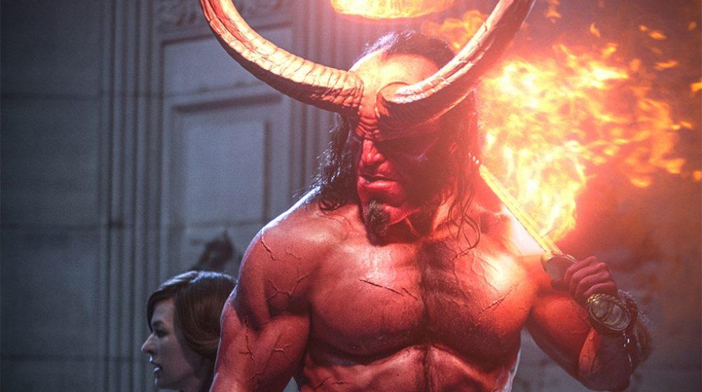 Hellboy hjemmebiograf blockbuster 3 bedste scener / Filmz.dk
