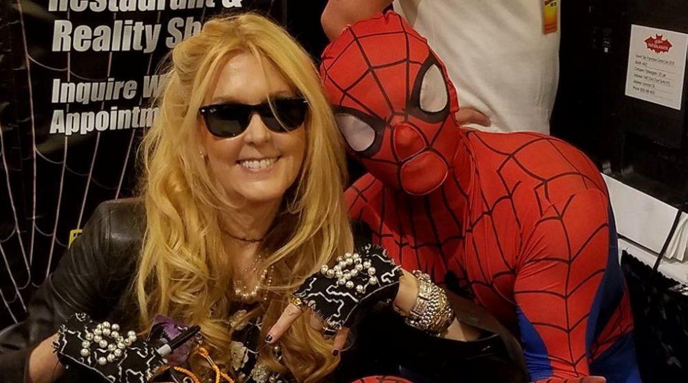 JC Lee Stan Sony Spider-Man Marvel / Filmz.dk