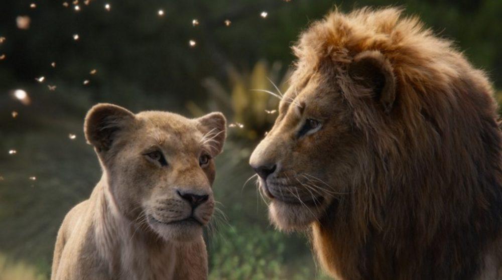 Løvernes konge største animationsfilm / Filmz.dk