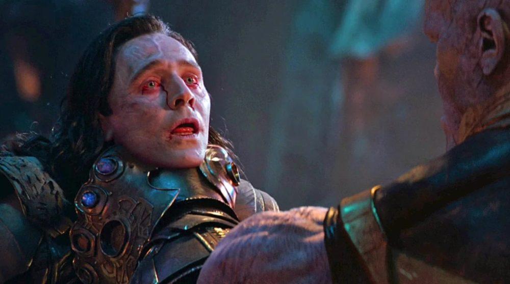 Loki Infinity War løgn Marvel MCU Tom Hiddleston / Filmz.dk