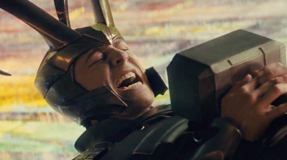 Loki serie MCU Marvel Thor Thunder and Love / Filmz.dk
