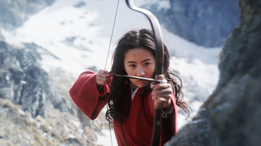 Mulan Kina Hongkong Disney / Filmz.dk