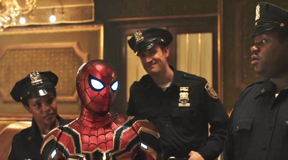 Spider-Man Far From Home Director's Cut beskrivelse 4 minutter / Filmz.dk