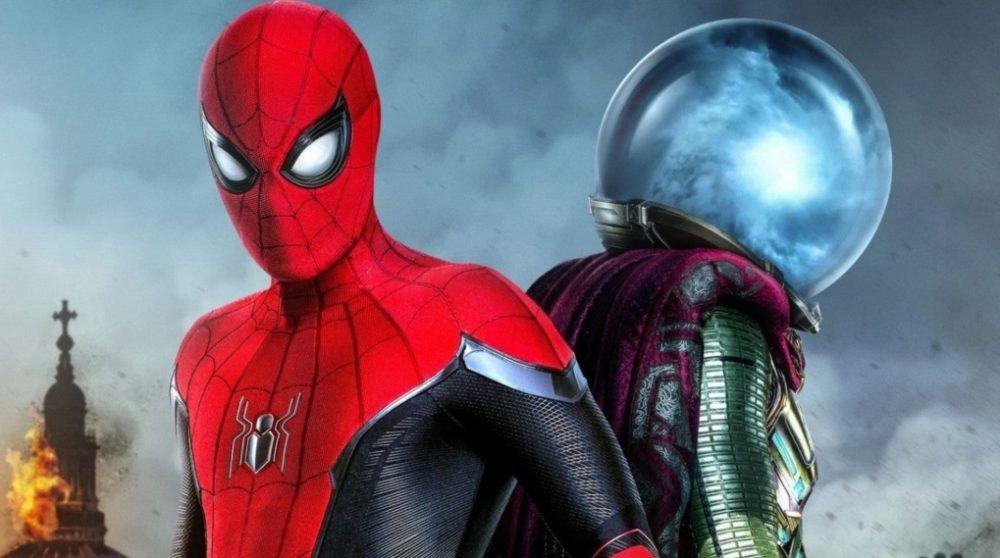 Spider-Man Far From Home Director's Cut trailer / Filmz.dk