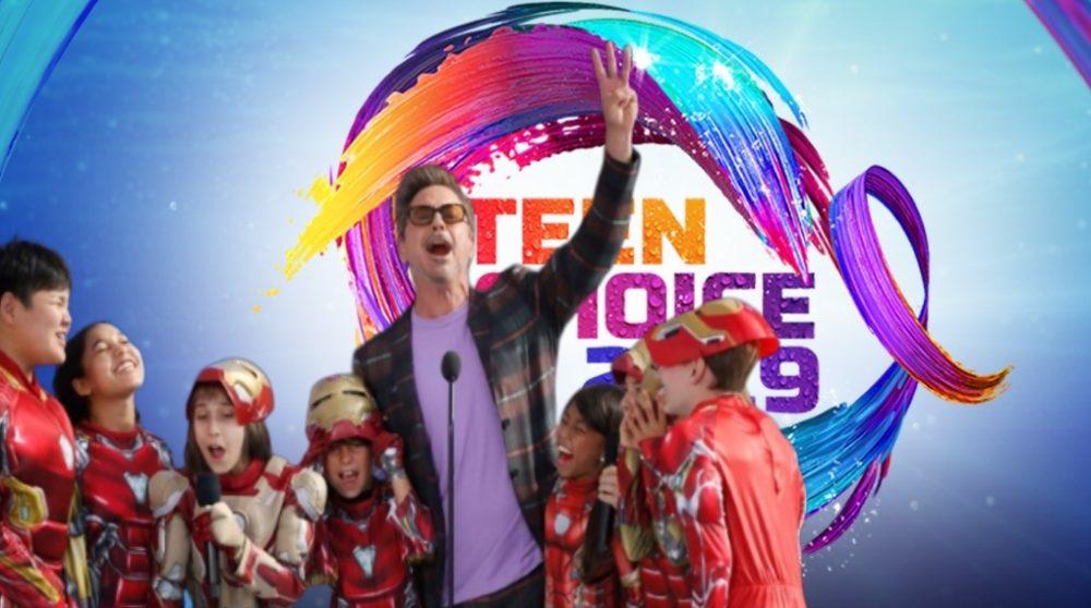 Teen Choice Awards 2019 Avengers Endgame Aladdin / Filmz.dk