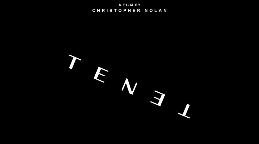 Tenet Christopher Nolan Inception / Filmz.dk
