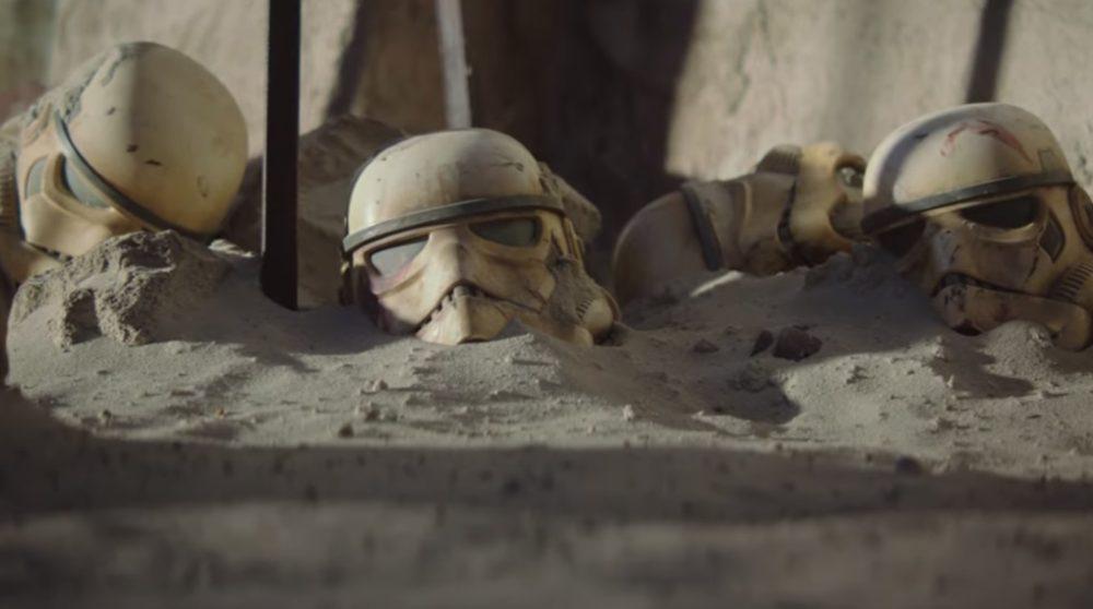The Mandalorian trailer Star Wars serie Disney Plus / Filmz.dk