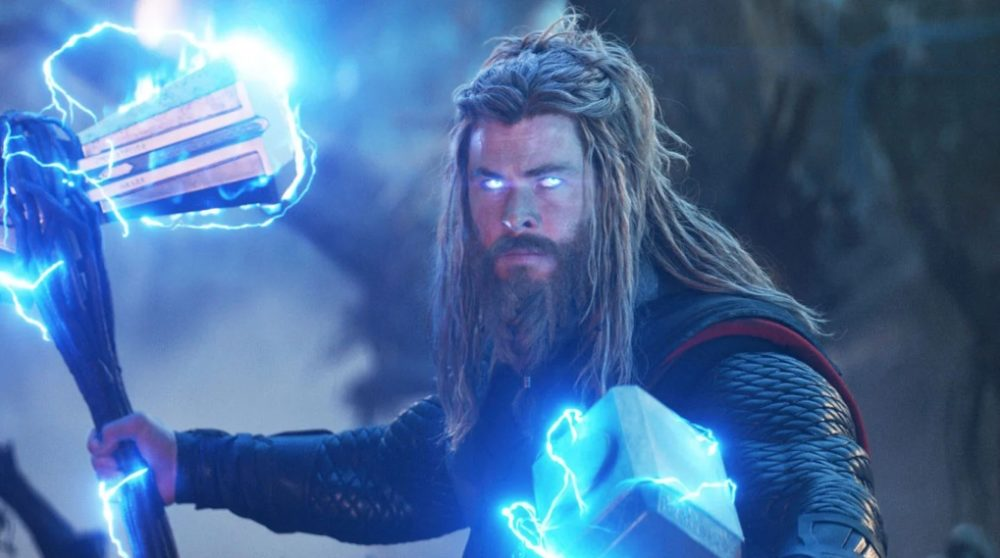 Thor Avengers Endgame favorit scene Chris Hemsworth / Filmz.dk