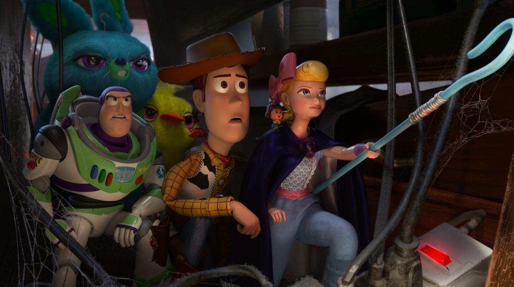 Toy Story 4 anmeldelse / Filmz.dk
