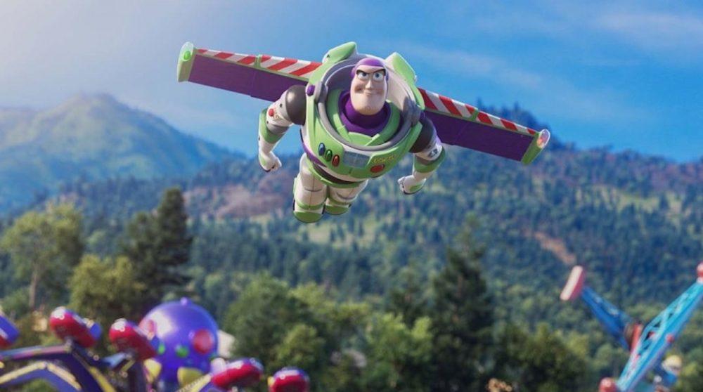 Toy Story 4 rekord Disney 2019 / Filmz.dk