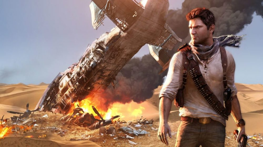 Uncharted instruktør Sony Tom Holland / Filmz.dk