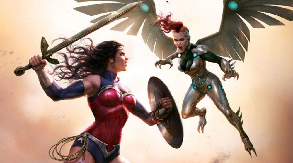 Wonder Woman Bloodlines trailer / Filmz.dk