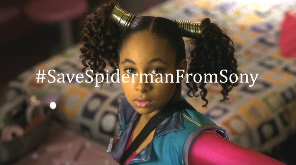 Zenon Disney Plus Marvel trolls Spider-Man / Filmz.dk