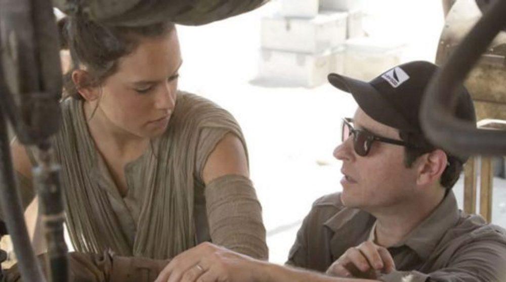 Abrams Star Wars fans kritik The Last Jedi / Filmz.dk