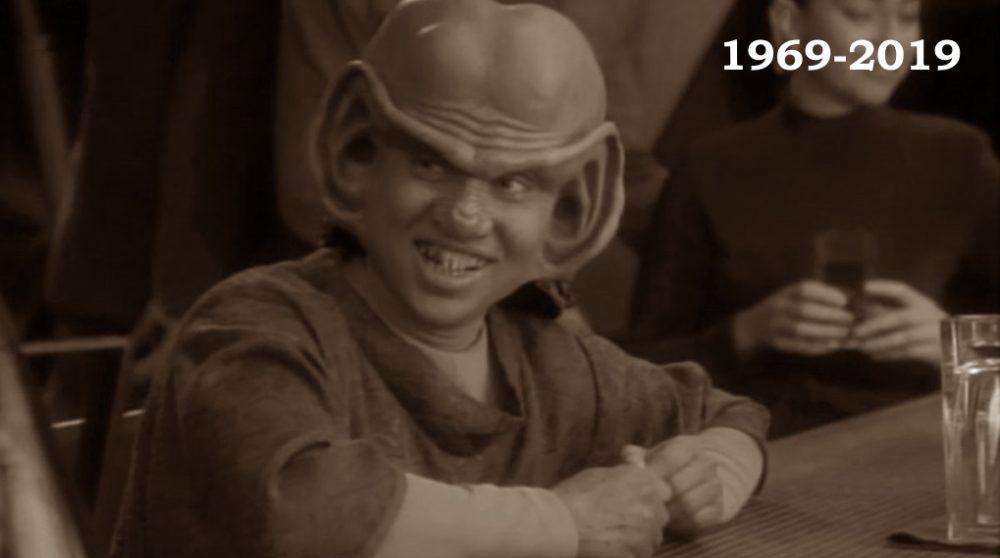 Aron Eisenberg Star Trek død / Filmz.dk