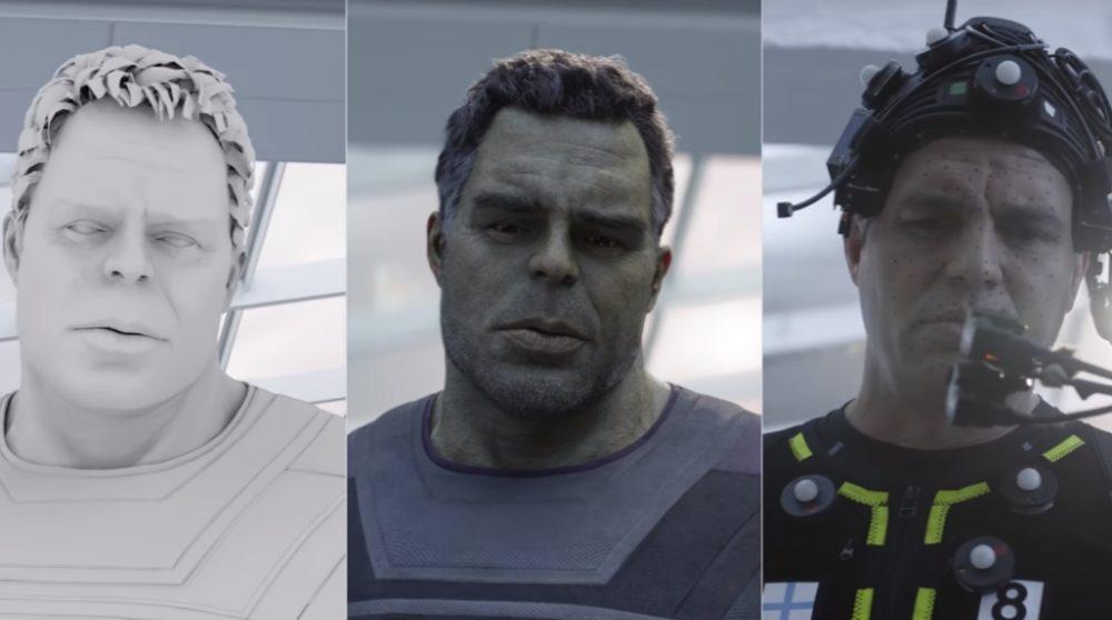 Avengers Endgame CGI effekter Marvel / Filmz.dk