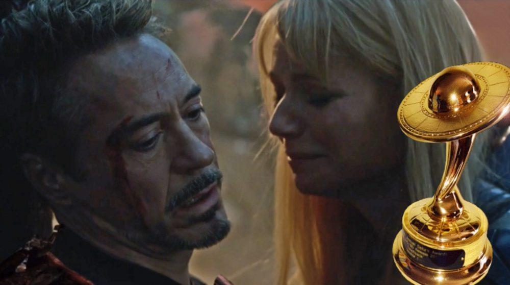 Avengers Endgame Saturn Awards genre / Filmz.dk