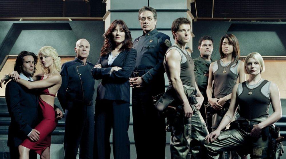 Battlestar Galactica reboot Peacock / Filmz.dk