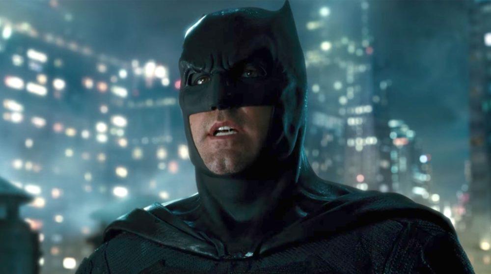 Ben Affleck Batman Justice League fotograf billede græd / Filmz.dk