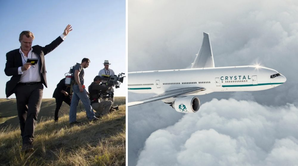 Christopher Nolan forlader danmark flyver indien / Filmz.dk