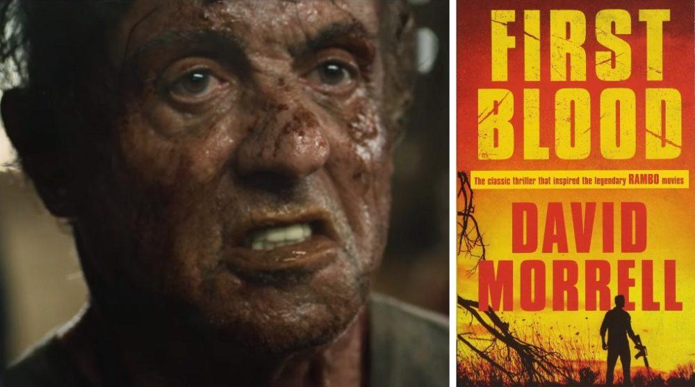 David Morrell Rambo Last Blood pinlig forfatter / Filmz.dk