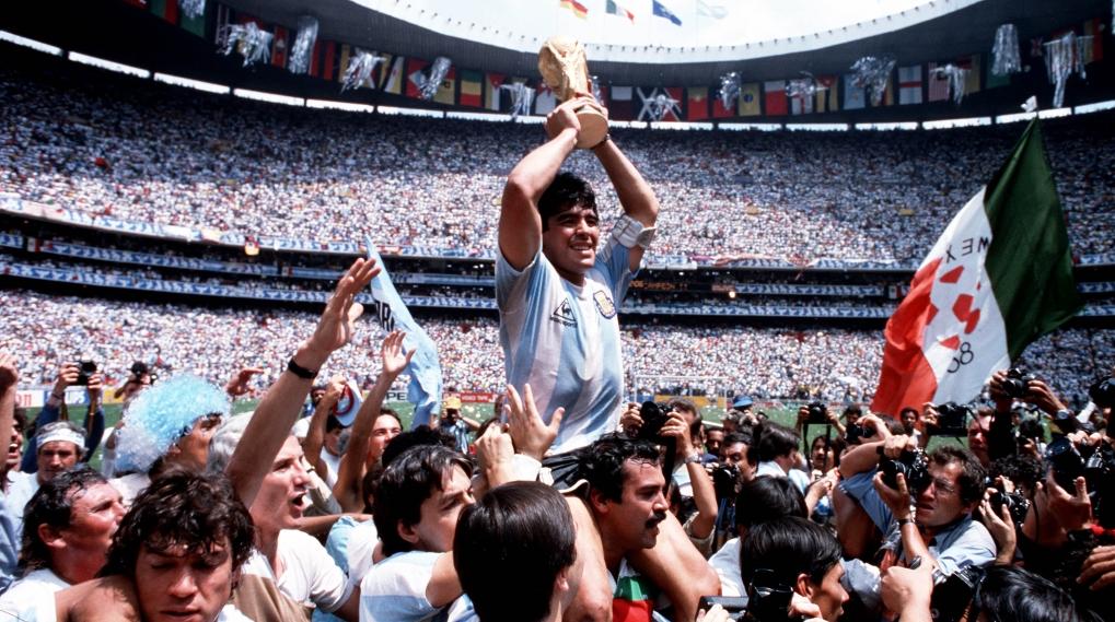 Diego Maradona anmeldelse / Filmz.dk