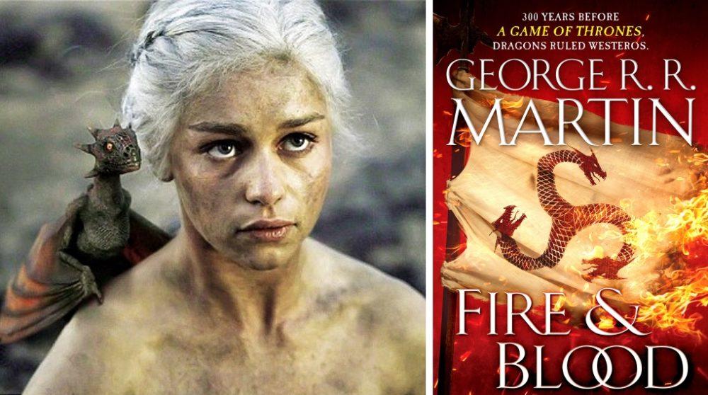 Game of Thrones prequel serie House Targaryan Fire Blood / Filmz.dk