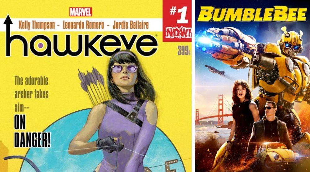 Hailee Steinfeld Marvel MCU Hawkeye serie / Filmz.dk