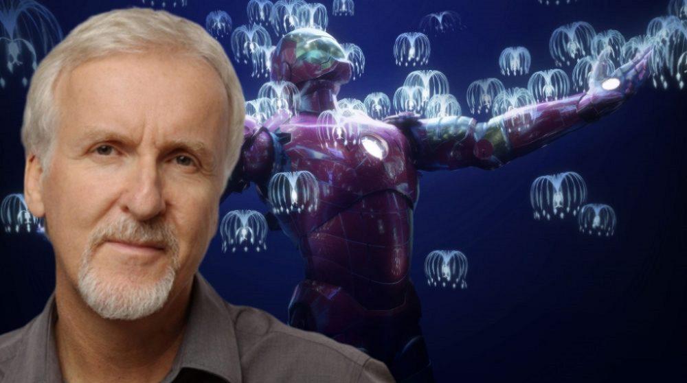James Cameron Avatar 2 Avengers Endgame rekord / Filmz.dk