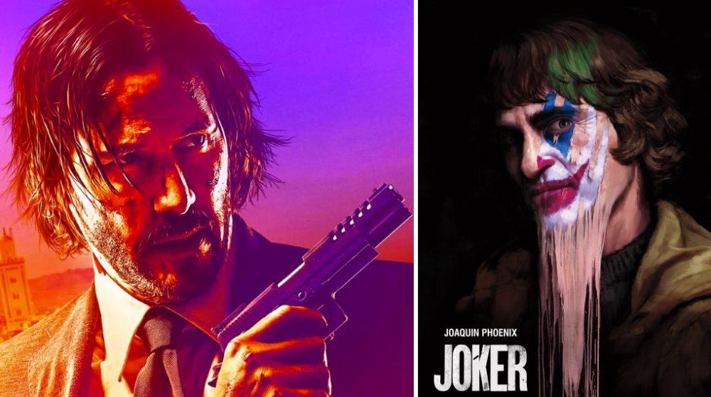 Joker John Wick kritik vold / Filmz.dk