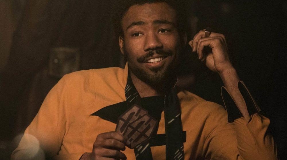 Lando Calrissian storebror Solo Star Wars / Filmz.dk