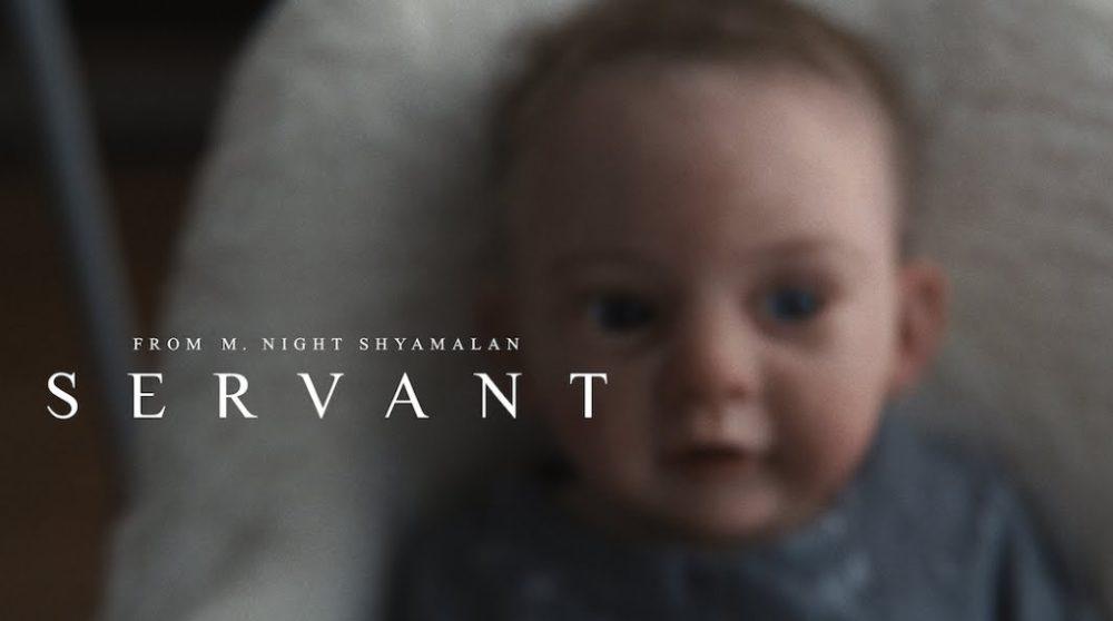 M. Night Shyamalan Servant Apple serie klip / Filmz.dk