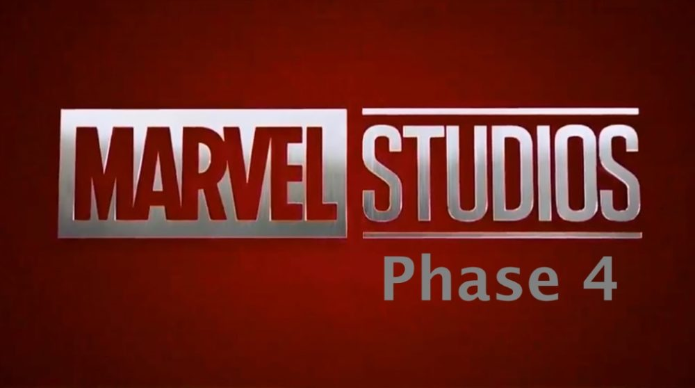 Marvel Phase 4 MCU opdateret / Filmz.dk