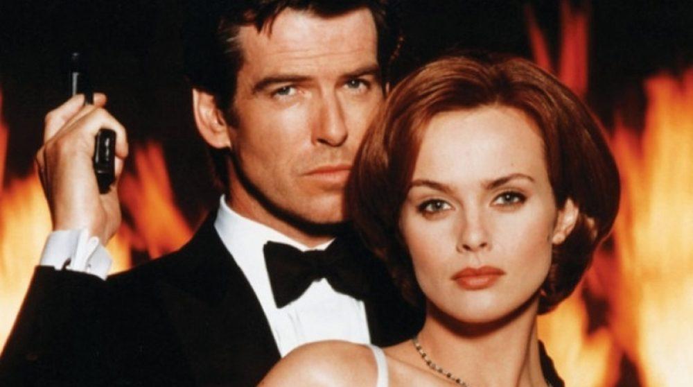 Pierce Brosnan kvindelig James Bond #MeToo / Filmz.dk