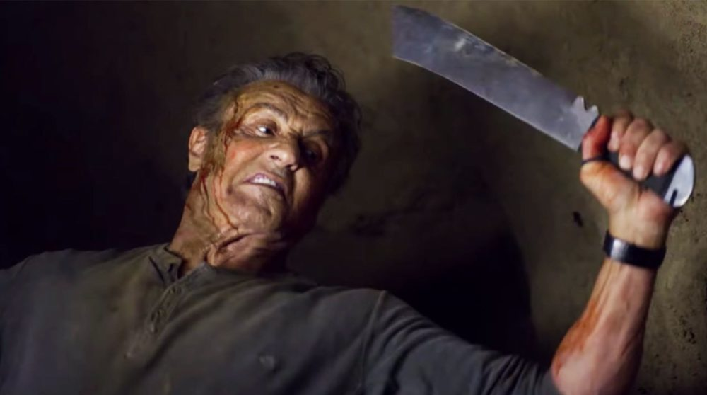 Rambo Last Blood kritik Sylvester Stallone / Filmz.dk